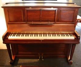 Broadwood piano in Rosewood