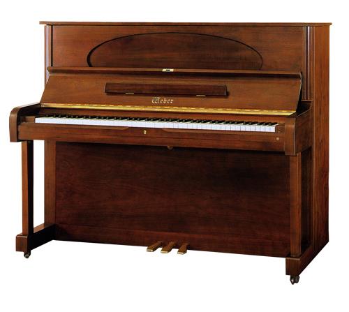 Weber W121 piano