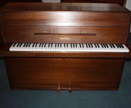 Welmar Piano Mahogany