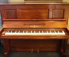 Steinway model Z Upright Piano