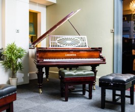 Model A C.Bechstein Grand Piano