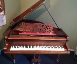 Schiedmayer & Soehne Grand Piano