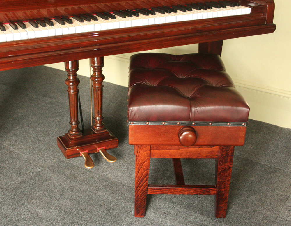 Home / Shop / Piano Stools and Accessories / Piano Stools / Solo Concert Piano Stool in Burgundy & Solo Concert Piano Stool in Burgundy islam-shia.org