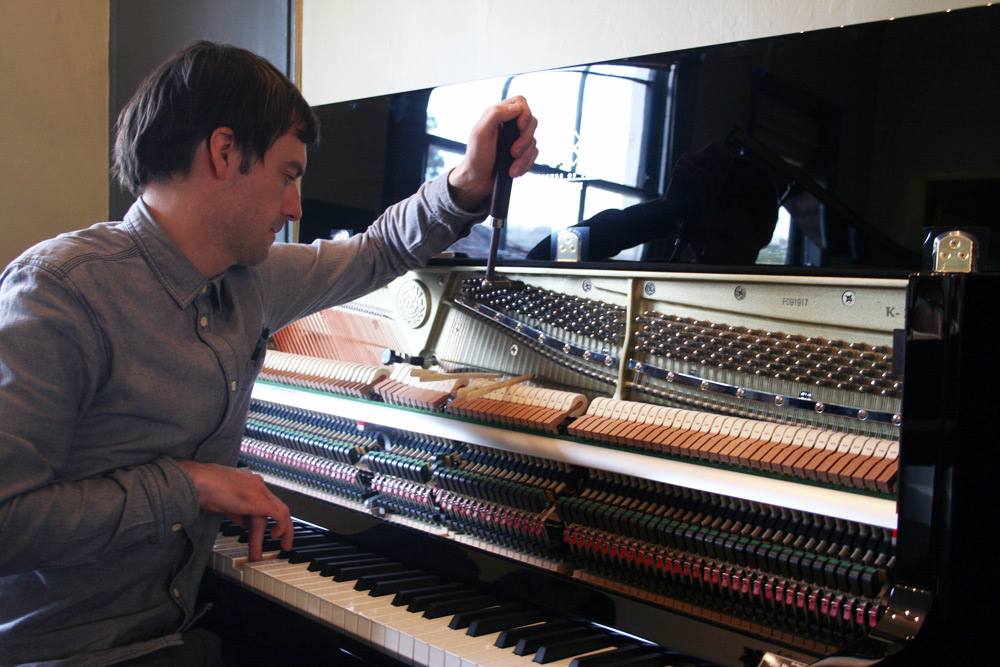 Piano Services from Dedicated Experts