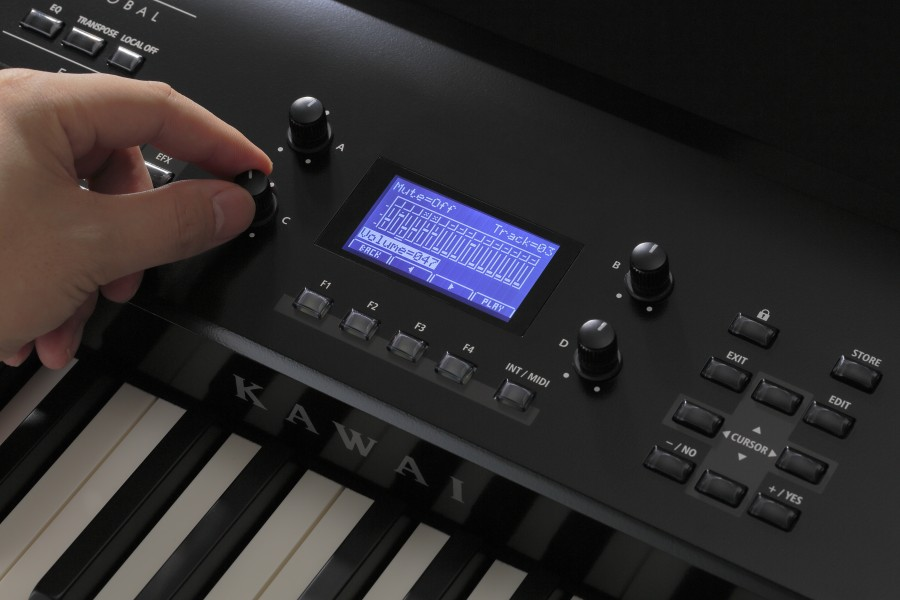 Studio and Stage Digital Pianos