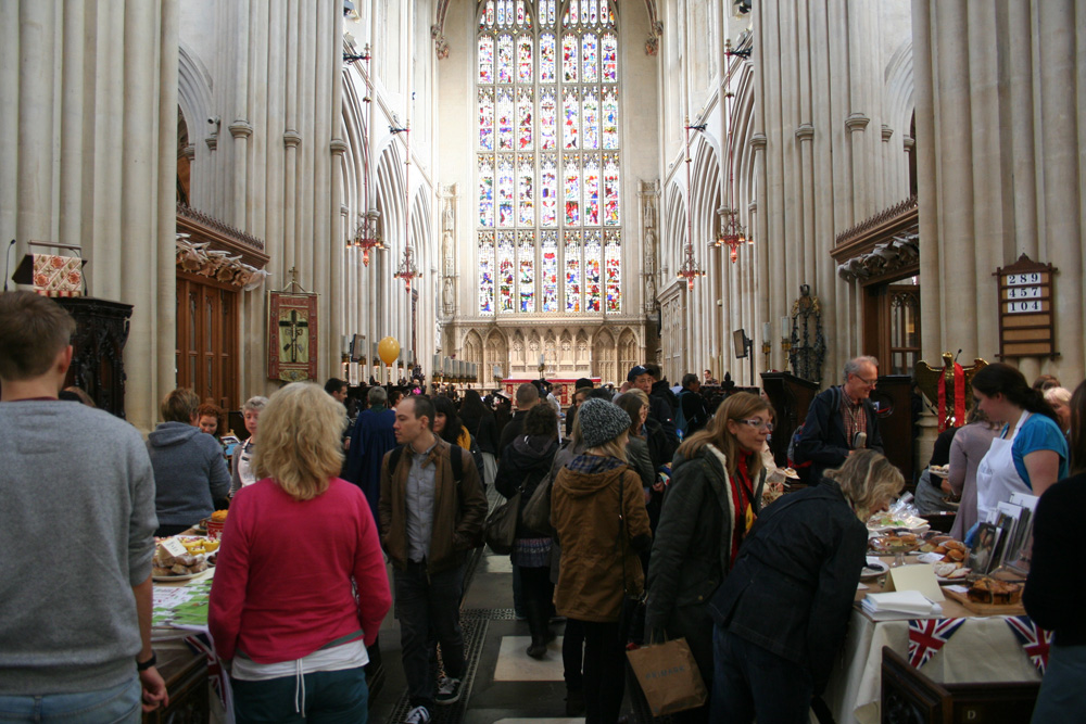 A resounding success for Bath Abbey