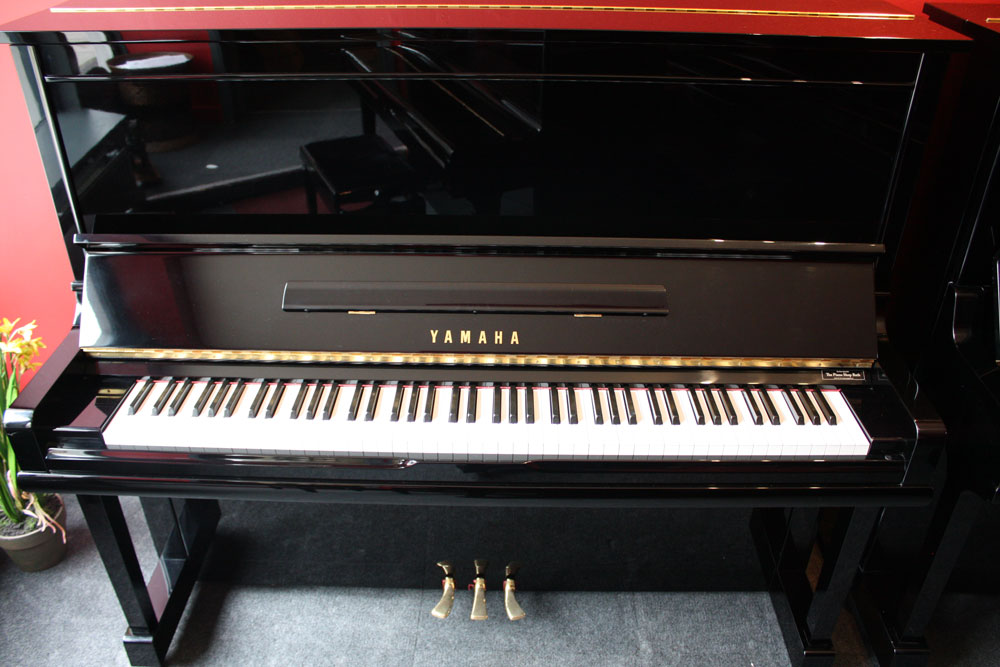 Yamaha U3 Upright Piano, 1992 Model
