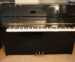 Yamaha C110A Upright Piano