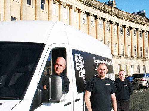 Our dedicated Piano Removals Team
