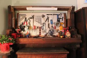 The Piano Tool Organiser | The Piano Shop Bath
