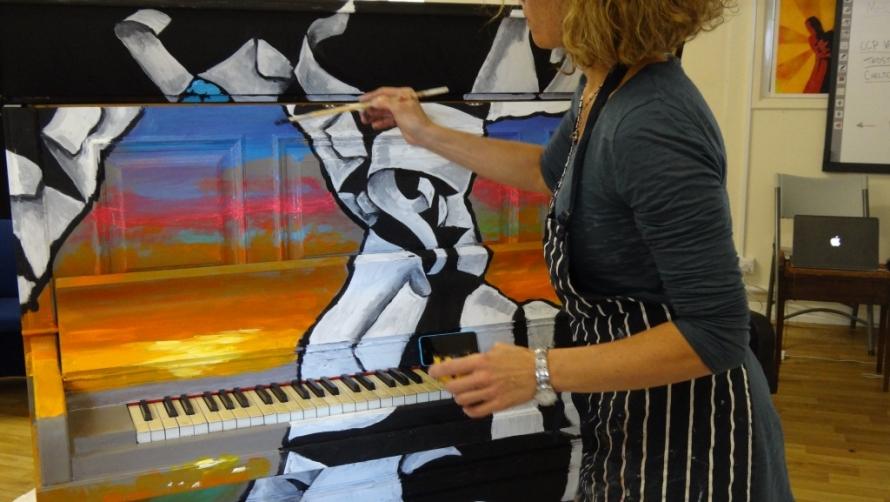 Polly Alakija Cheltenham Jazz Festival