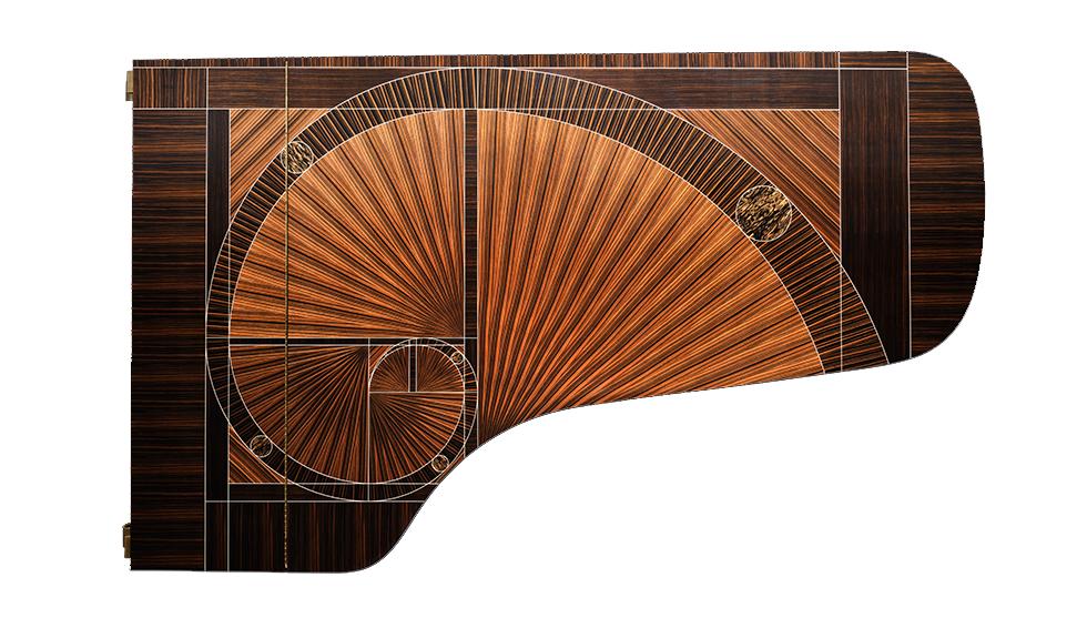 Steinway's Fibonacci