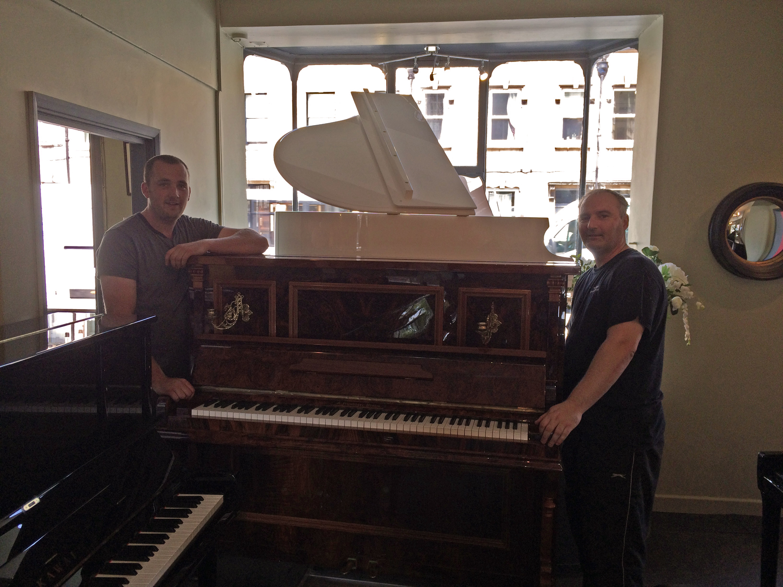 Piano Removals Bristol | The Piano Shop Bath