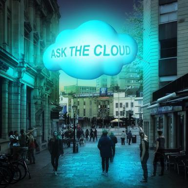 Whispering Clouds   Bristol's Playable Cities