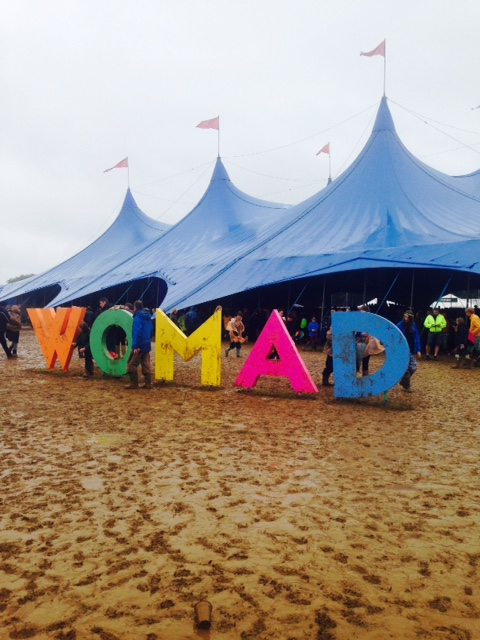 Womad Festival | The Piano Shop Bath Bristol