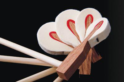Mahogany Core Hammers