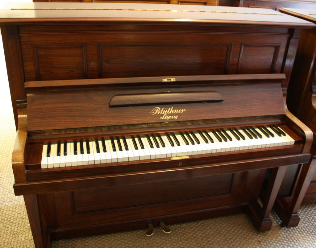 Bluthner Upright Piano 1923 model