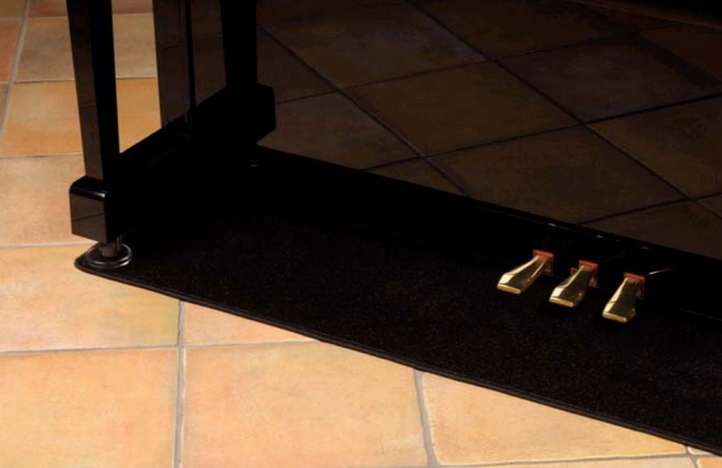 Underfloor Heating Mat for Pianos | The Piano Shop Bath - Nationwide Delivery