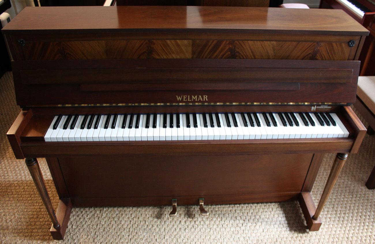Welmar Regency Upright Piano