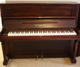 Broadwood 1927 Upright Piano