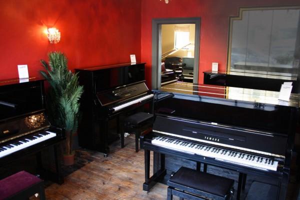 The Yamaha Room