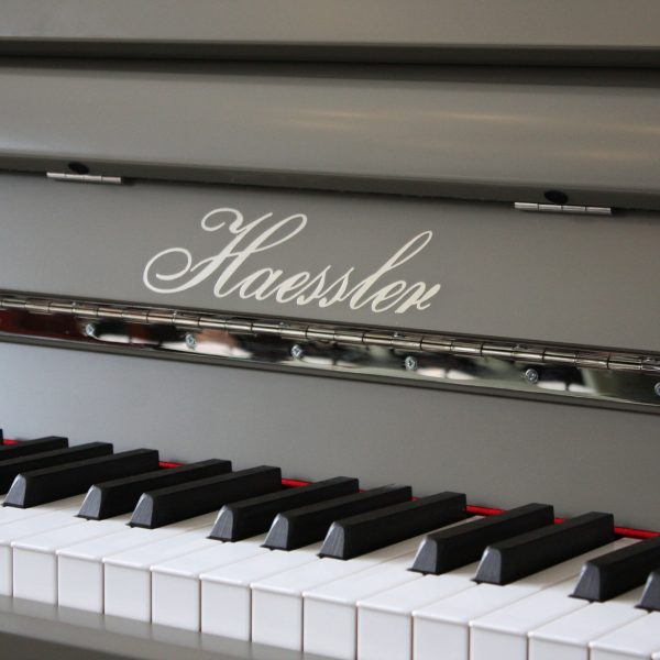 Haessler Colour-finished Piano