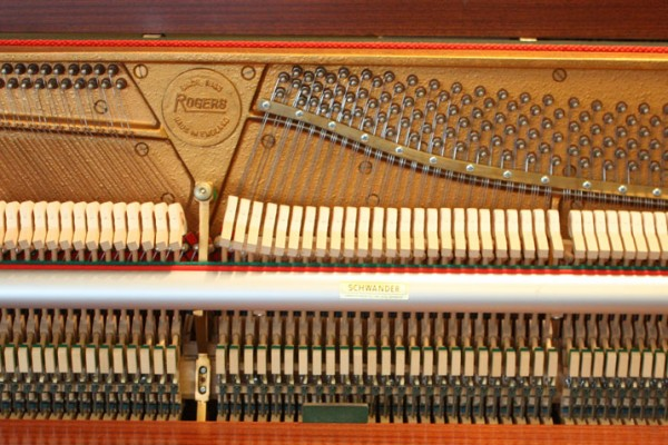 Rogers Chelsea Upright Piano