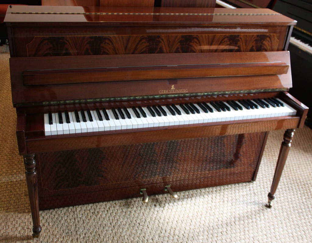 Gehr Steinberg Upright Piano