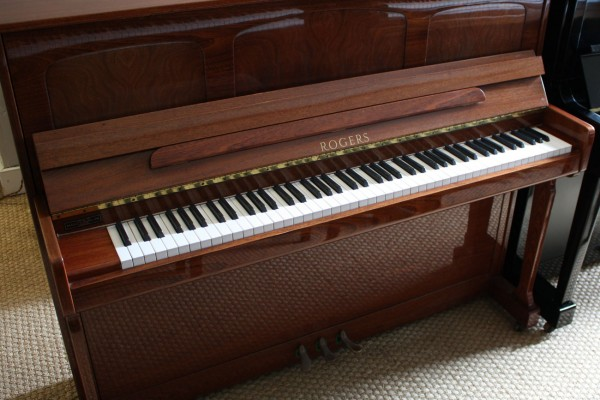 Rogers Upright Piano