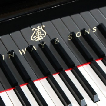 Steinway Model M Grand Piano