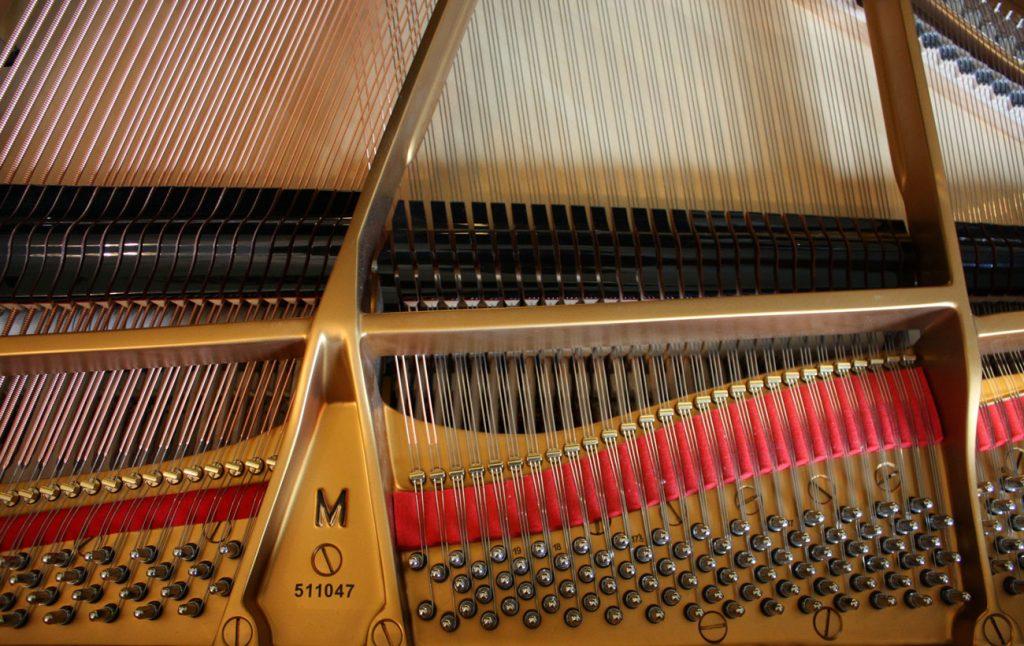 Steinway Model M Grand Piano