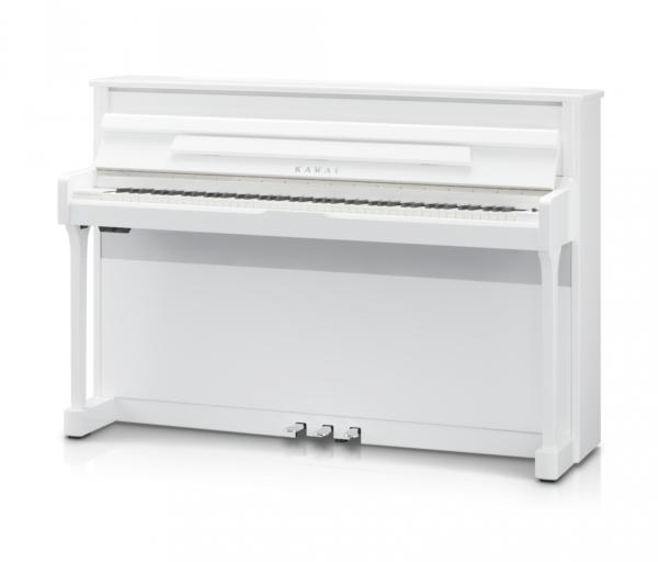 Kawai CS-11 White Polished Digital Piano