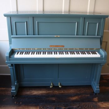 Rogers Eungblut Painted Upright Piano