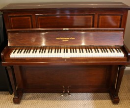Broadwood 23 Upright Piano