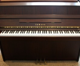 Yamaha E110N Upright Piano