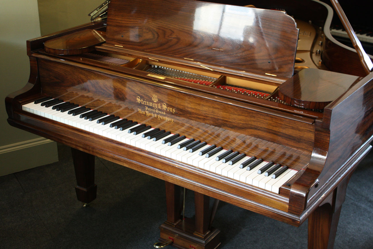 Steinway model o grand piano for Royal pianos