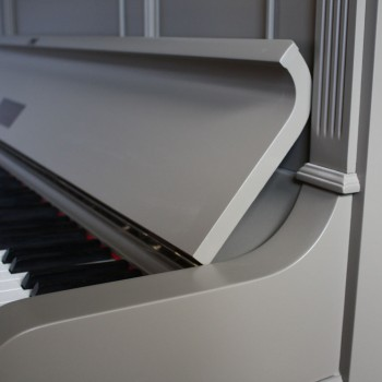 Rogers Painted Upright Piano