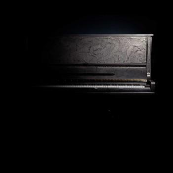 88 Keys Sculpted Silver