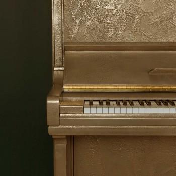 88 Keys - Sculpted Gold