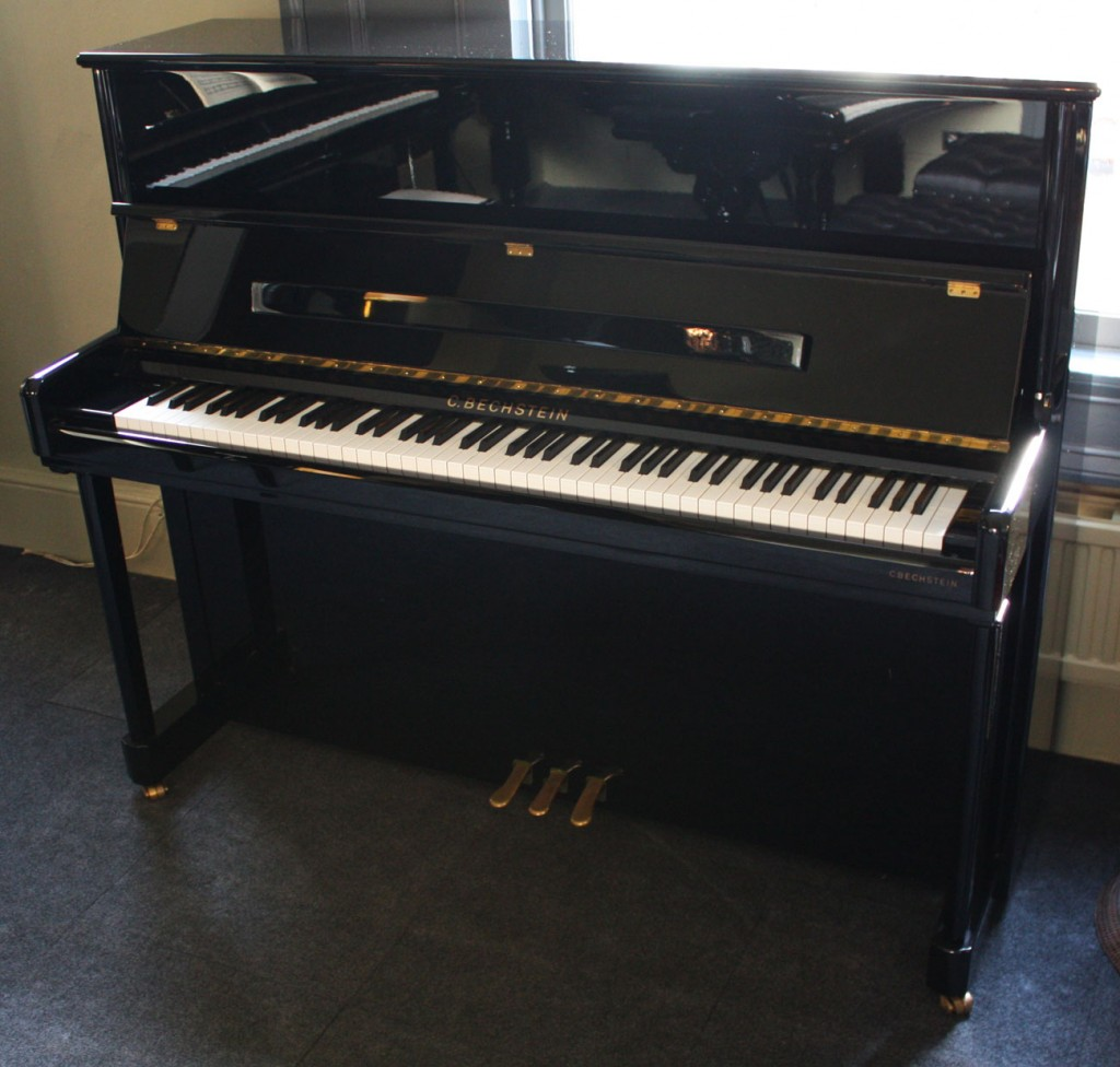 Bechstein Elegance 124 Upright Piano