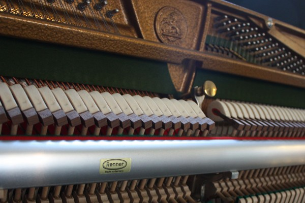 Bechstein Elegance 124 Upright Piano