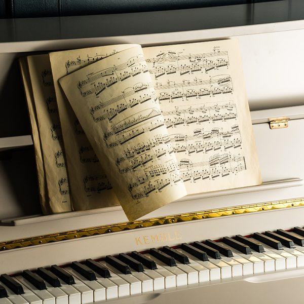 Kemble Painted Piano