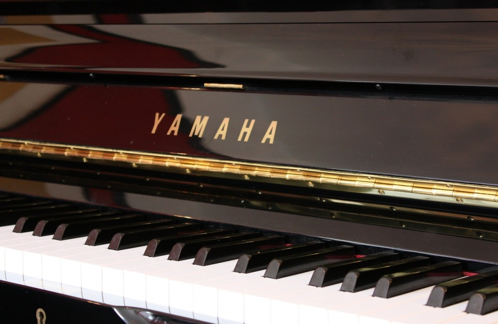 Yamaha U1 Silent Upright Piano