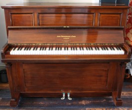 Broadwood Restored Upright Piano