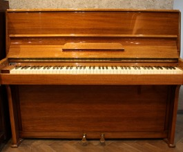 Broadwood upright piano