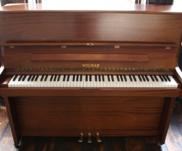 Welmar 1987 upright piano