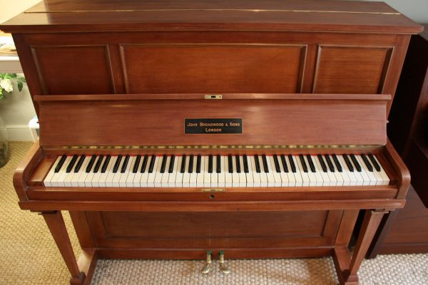 Broadwood 1920 Upright Piano