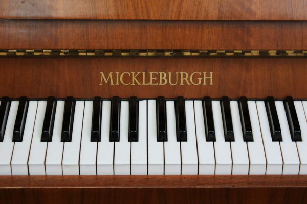 Mickleburgh Upright Piano