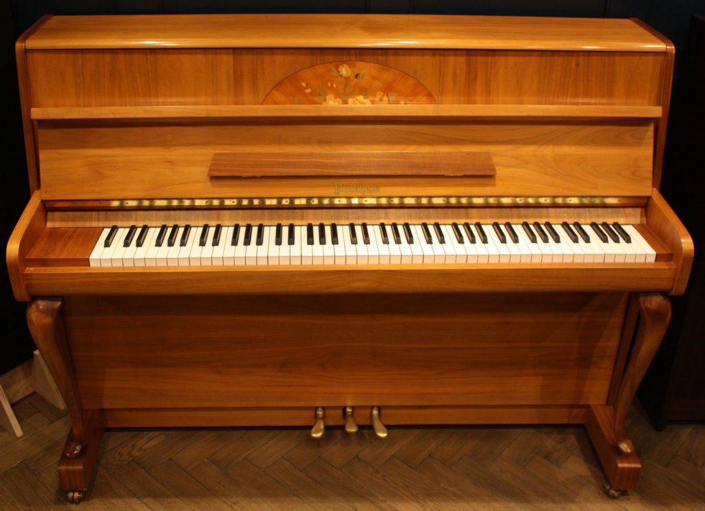 Pinkham Upright Piano