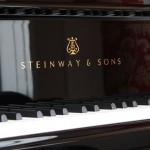 Steinway Model O 1906 grand piano